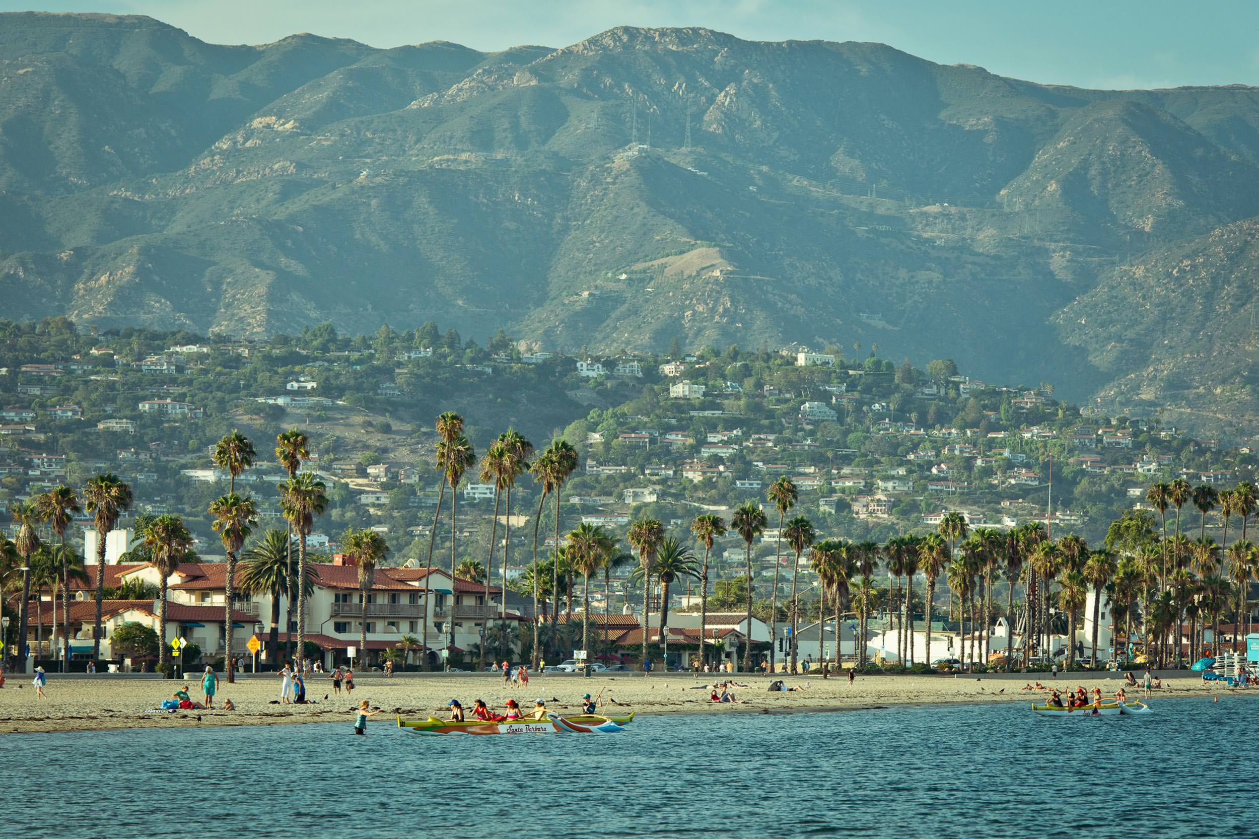 Santa Barbara Outdoor Activities – Santa Barbara Tourist Map