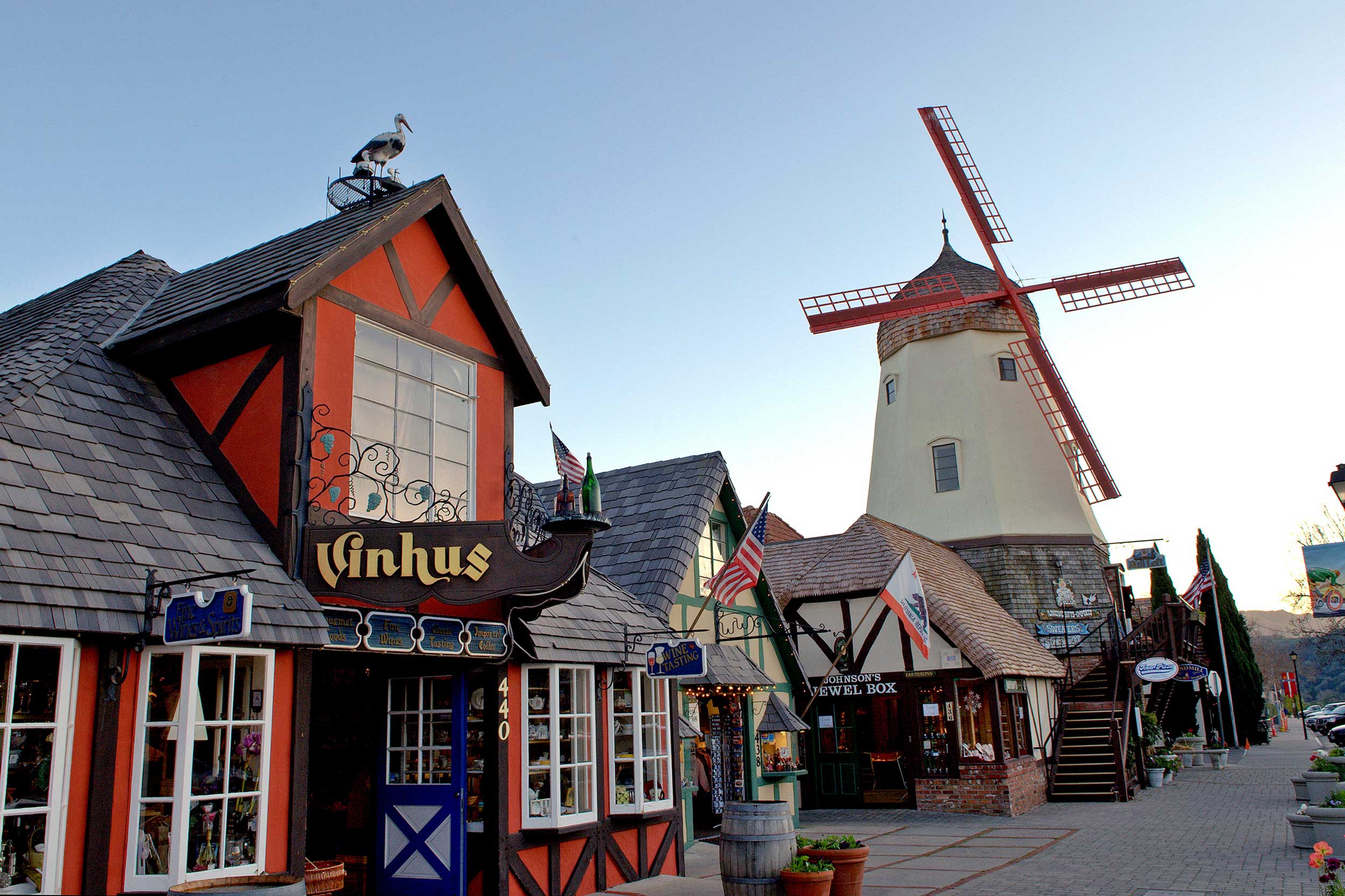 Solvang Ca Things To Do In Solvang California Danish