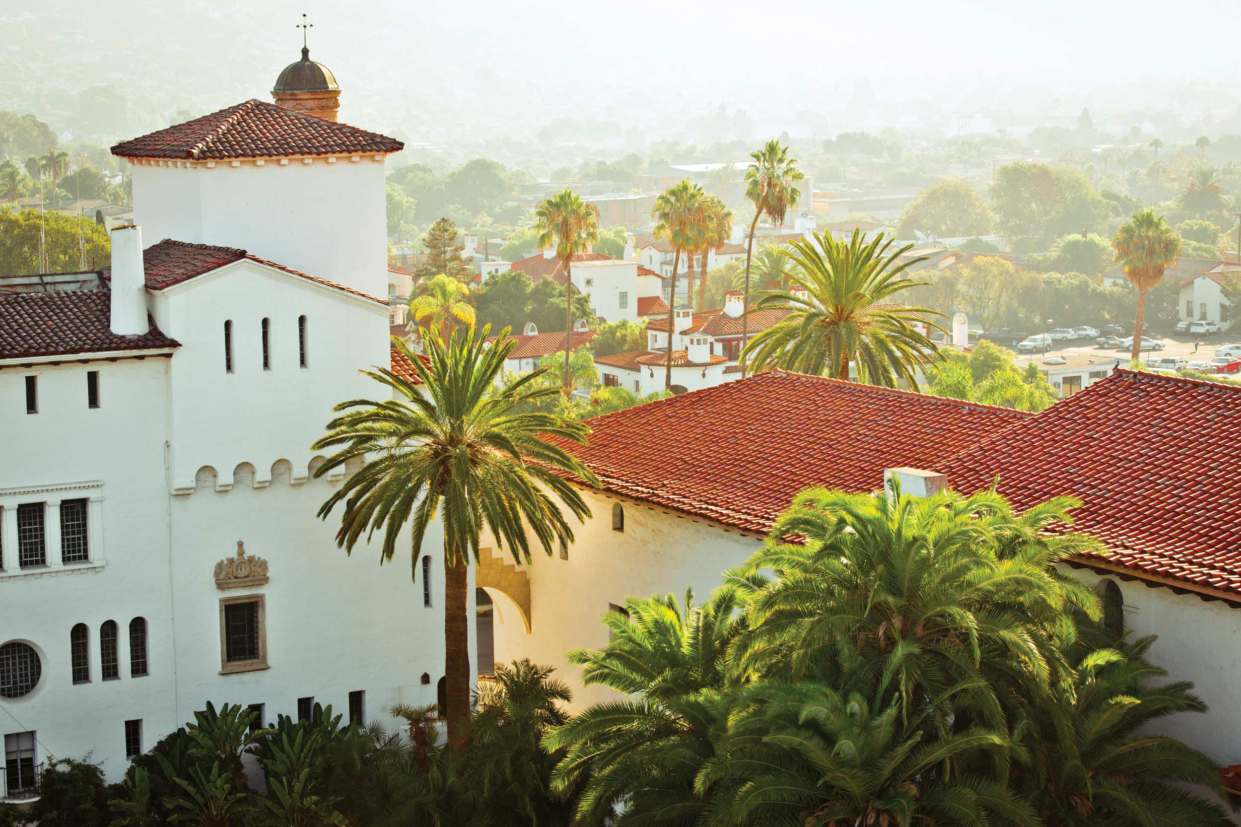 Santa Barbara CA – Santa Barbara Tourist Map