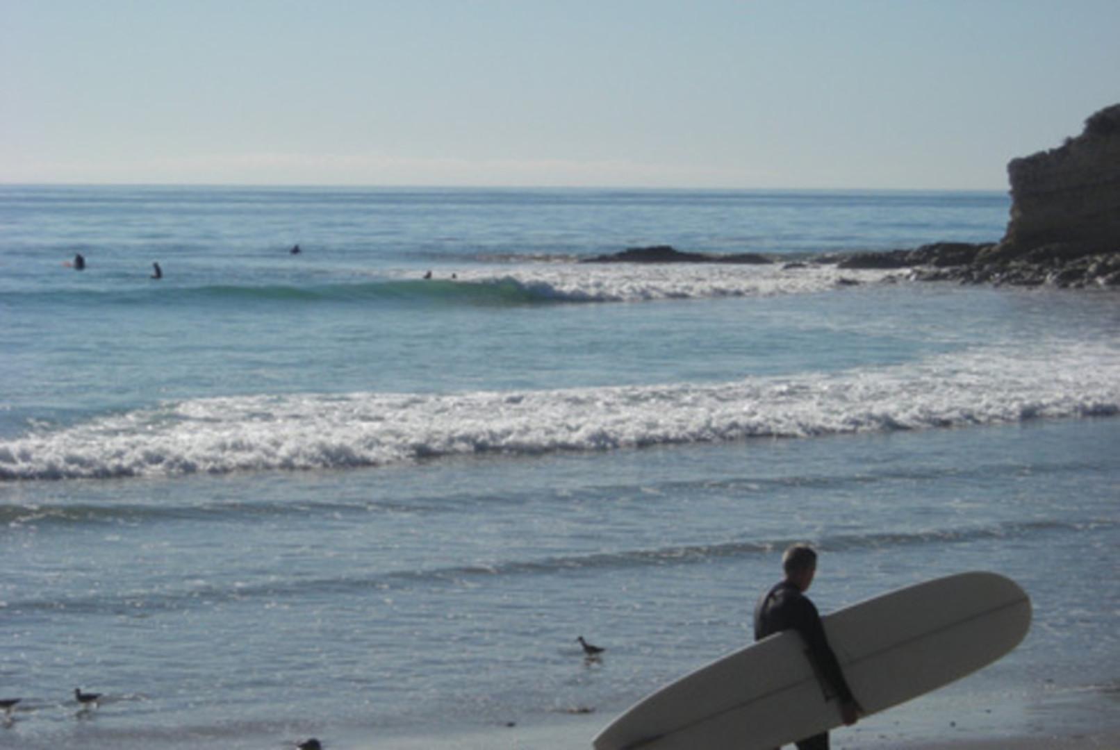 el capitan state beach weather