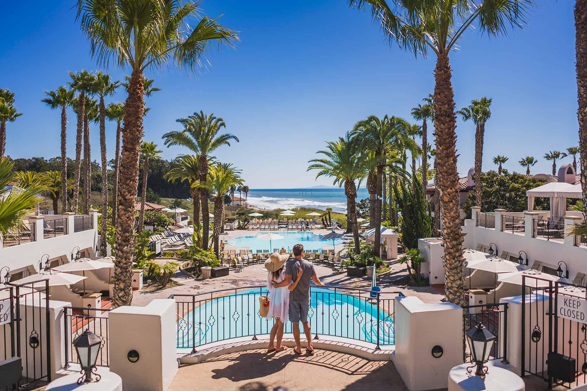 Luxury Hotels In Santa Barbara Visit Santa Barbara